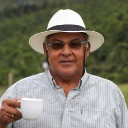 Rodrigo Cortés Finca Los Andes